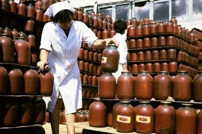 Забавно, но в СССР эти соки не слишком любили. /Фото: cont.ws