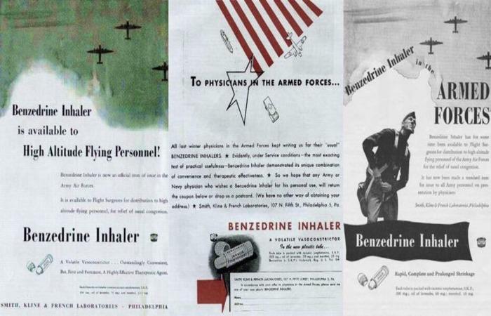Реклама Бензидрина. /Фото: alternathistory.com