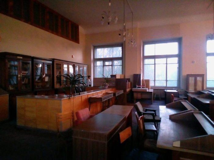 Лаборатория, в которой началась история терменвокса. /Фото: mirf.ru