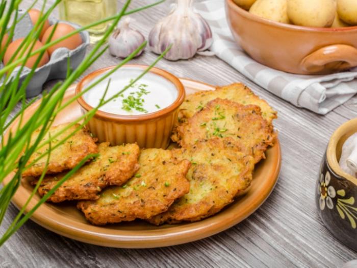 Непонятный рецепт приготовления картофеля для заграничного гостя. /Фото: smak.ua