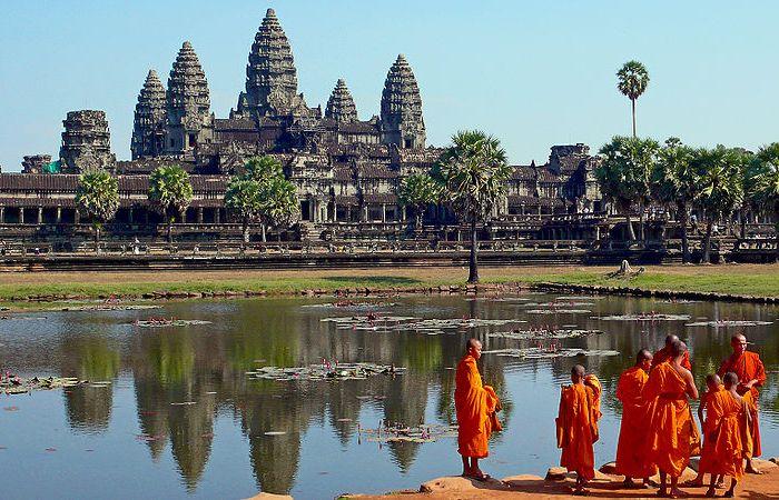 То, что осталось от могущественного камбоджийского государства. /Фото: wikipedia.org