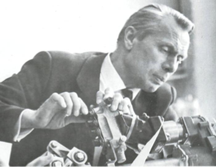 Легендарный советский инженер Ростислав Алексеев. /Фото:  kp.ru
