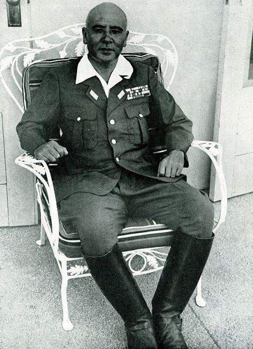 Генерал-лейтенант японской армии Масахару Хомма. /Фото: wikipedia.org