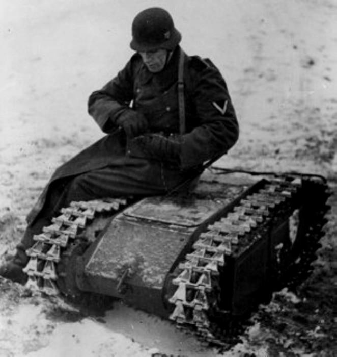 Советская бронетехника не боялась этих мин. /Фото: fshoke.com