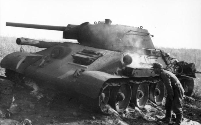 Саботаж применялся и в отношении танков. /Фото: hi-tech.mail.ru