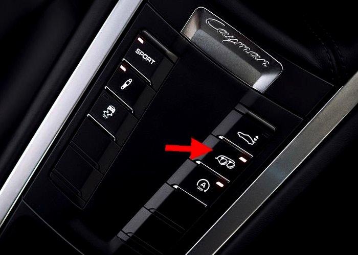 Кнопка, превращающая тихий автомобиль в ревущий гоночный болид. /Фото: mtdata.ru