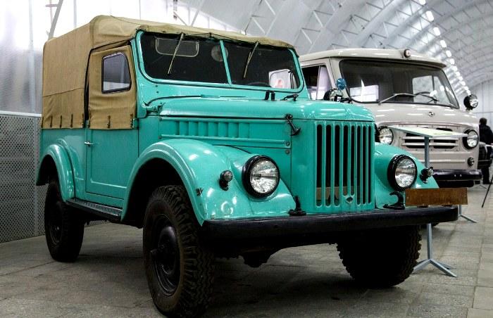 ГАЗ-69, ставший прототипом новой машины. /Фото: wikipedia.org