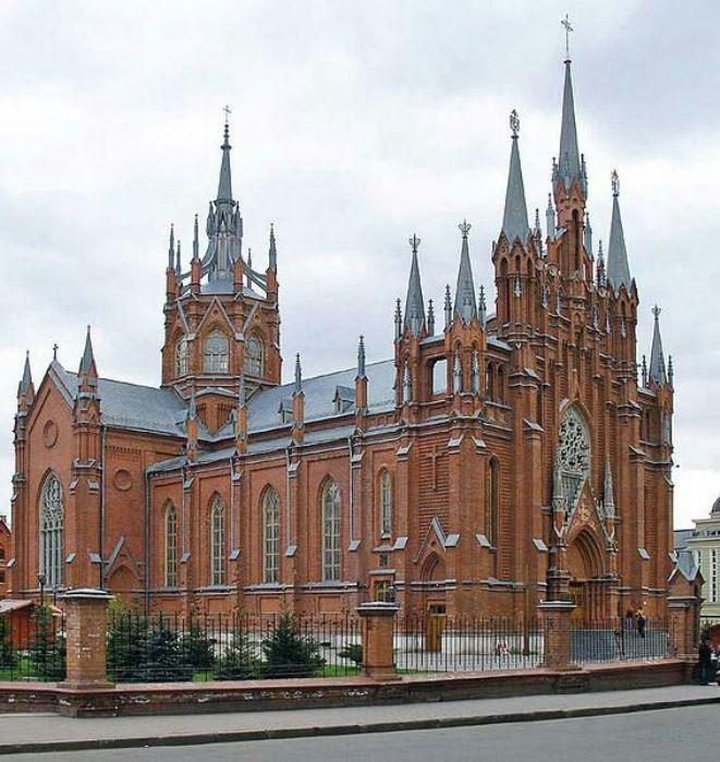 Католическую церковь якобы хотели... купить. /Фото: nlo-mir.ru