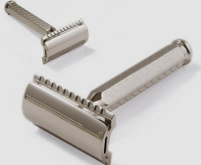 Ежедневно безопасной бритвой пользуются миллионы людей. /Фото: yakaboo.ua