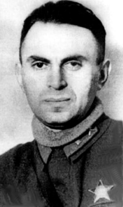 Младший лейтенант Борис Исаакович Шелищ. /Фото: techcult.ru