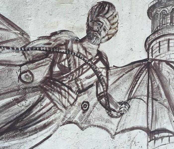 Дальневосточный Икар. /Фото: pinterest.com