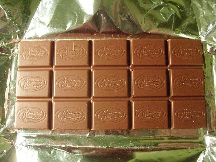 Любимый советский шоколад. /Фото: wikipedia.org