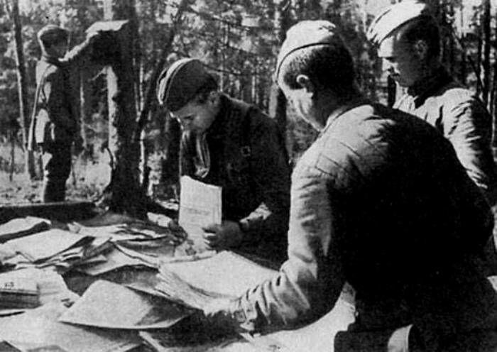 Писем было колоссальное количество. /Фото: livinghistory.ru