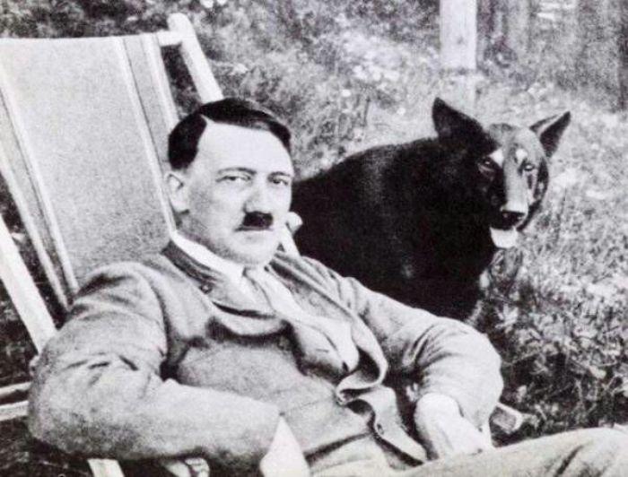 Гитлер ещё долгие годы останется популярной фигурой и для исследований, и для мистификации. /Фото: finostan.blogspot.com