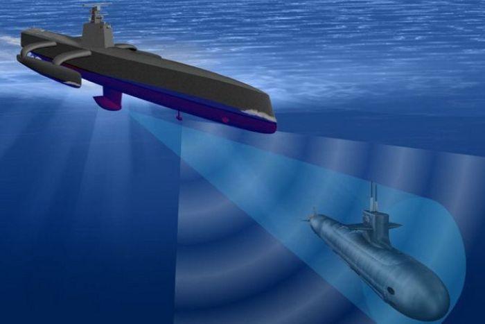 Система обнаружения подводных лодок. /Фото: chrontiome.com
