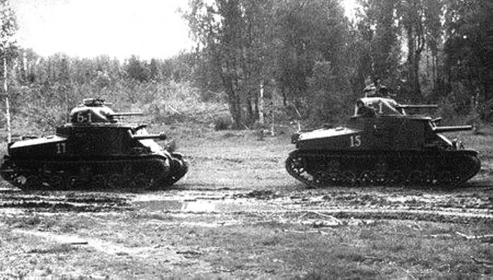Хорошо ездить танк мог далеко не по всем дорогам. /Фото: 2history.ru