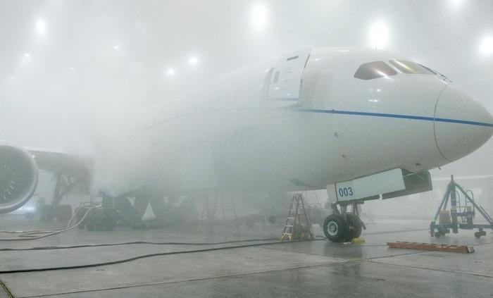 Гражданская авиация краш-тестам не подвергается.  /Фото: popmech.ru