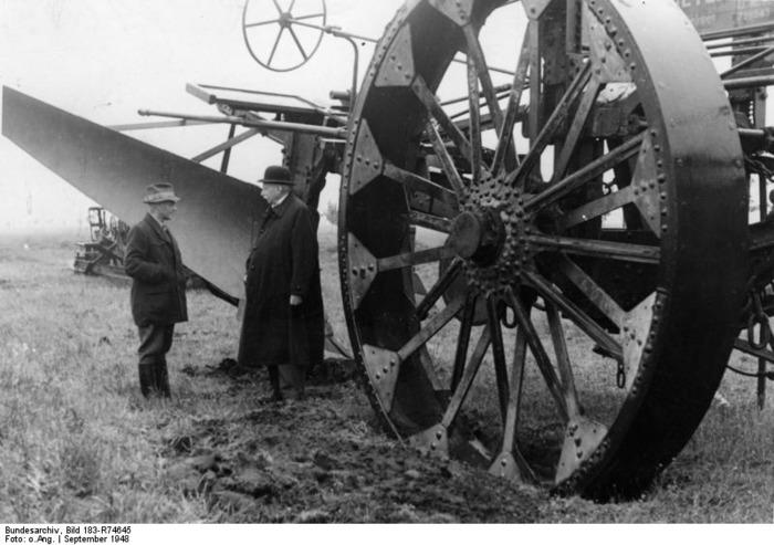 Масштабной программе - масштабное оборудование. /Фото: alternathistory.com