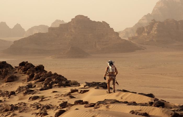 Кадр из фильма «Марсианин»./Фото: wall.alphacoders.com