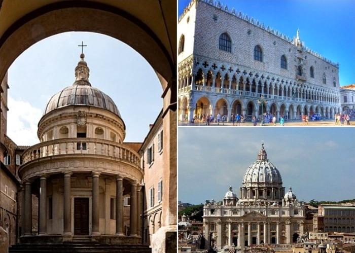 Эпоха Возрождения оставила множество шедевров архитектуры. /Фото: wikipedia.org