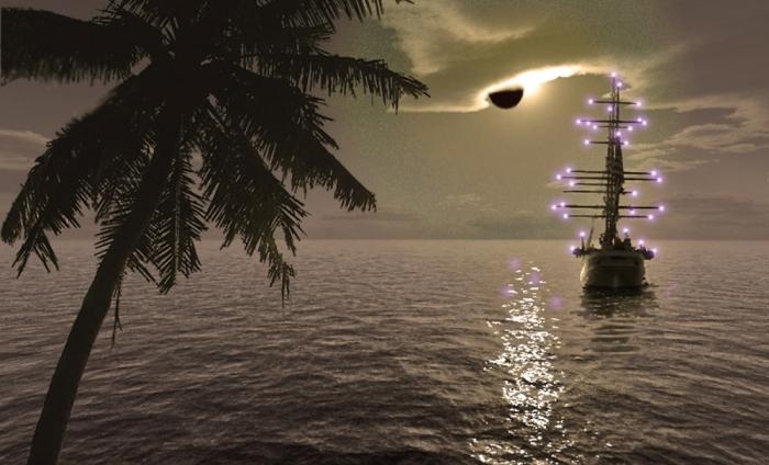 Природное явление, которое раньше считалось благословением для моряков. /Фото: lab-37.com
