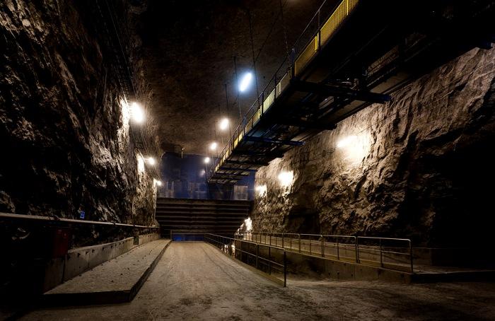 Новомосковская шахта - самая большая в Европе. /Фото: varlamov.me