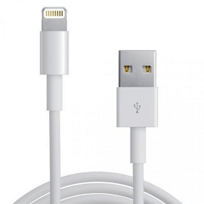 Так выглядит стандартный кабель для айфона. /Фото: ebay.co.uk