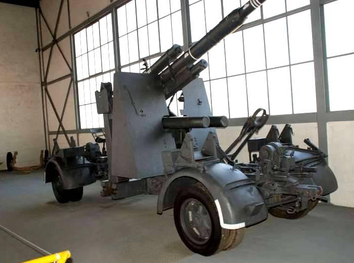 Чтобы разработать это орудие, нужно было обмануть всю Европу. /Фото: topwar.ru