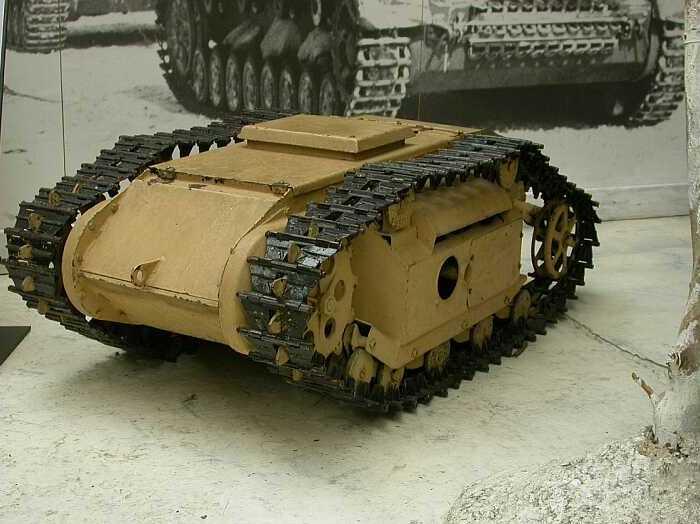 Чудо немецкой военной инженерии. /Фото: Wikipedia.org