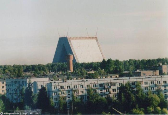 Радиолокационная станция «Дунай». /Фото: pikabu.ru