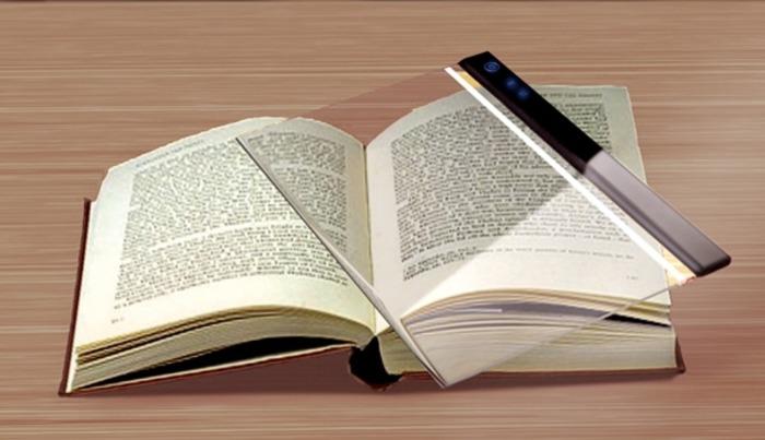 Сканер, который максимально не закрывает текст. /Фото: hora.md
