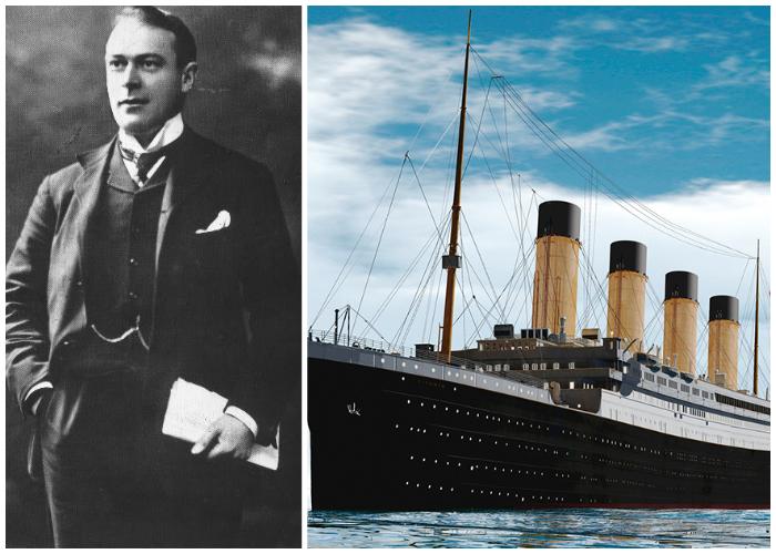 Самый известный затонувший корабль ушел на дно вместе с одним из своих создателей.