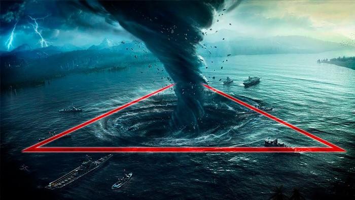 Не так страшен Бермудский треугольник, как его малюют. /Фото: youtube.com