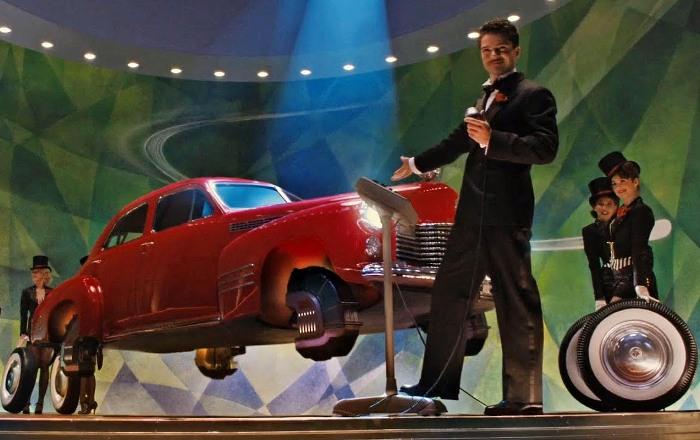 Оказывается, летающие машины без колес в 20 веке были в реальность, а не только в сюжетах фильмов. /Фото: youtube.com