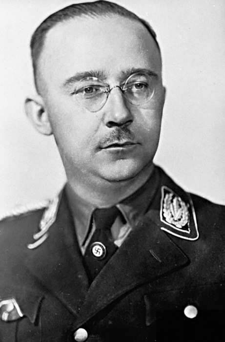 Генрих Гиммлер поверил в перспективность необычного проекта. /Фото: aminpro.ru