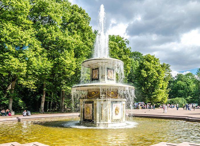 Нижний парк. /Фото:  peterburg.center