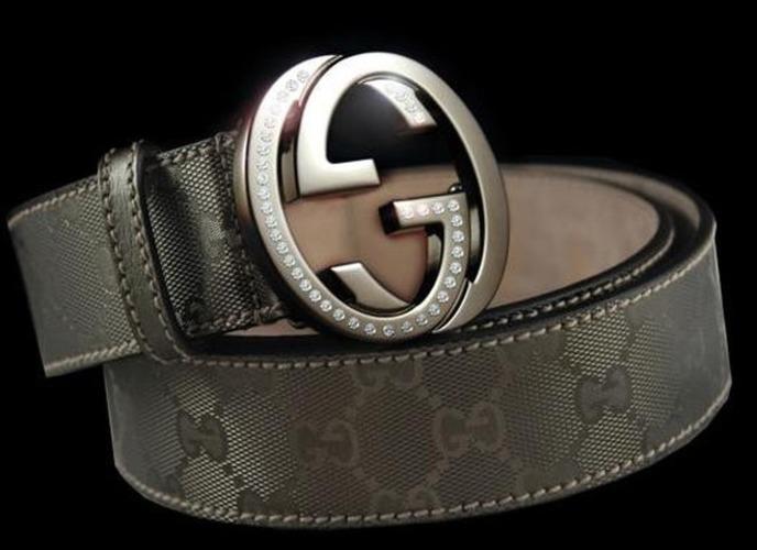 Самый дорогой в мире ремень. /Фото: tochka.net