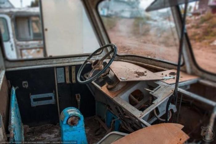 Кабина капитана на теплоходе. /Фото: topast.ru