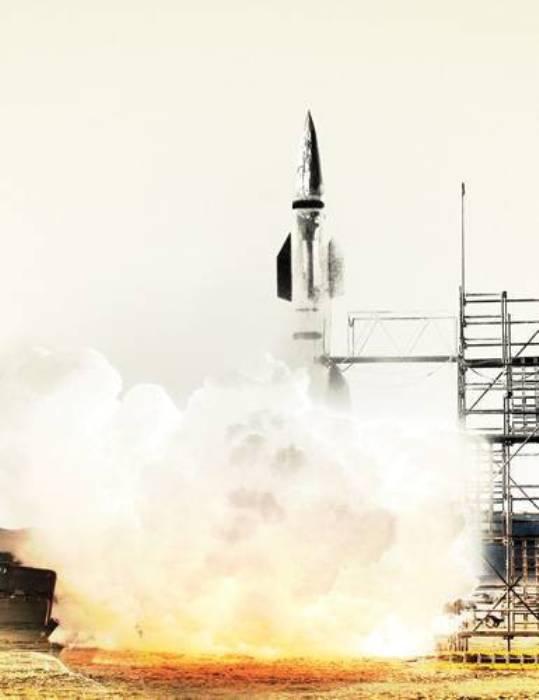 Ракета, отказ от которой стал ошибкой. /Фото: topwar.ru