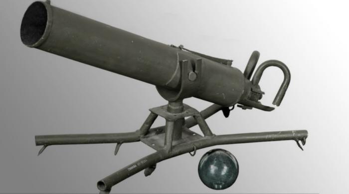 Огнемет Второй мировой войны. /Фото: nlo-mir.ru