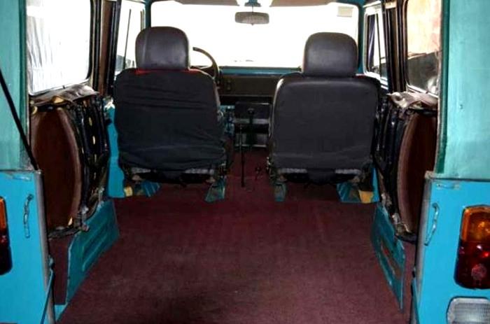 Салон автомобиля. /Фото: youtube.com