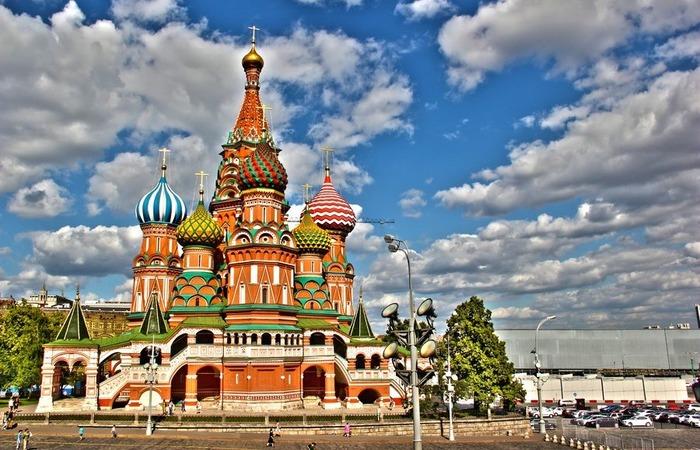 Украшение московских пейзажей.  /Фото: weatlas.com