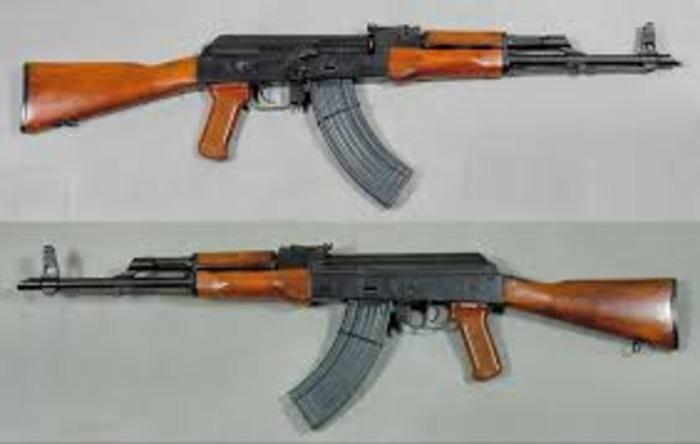 Популярное оружие нескольких поколений. /Фото: wikipedia.org