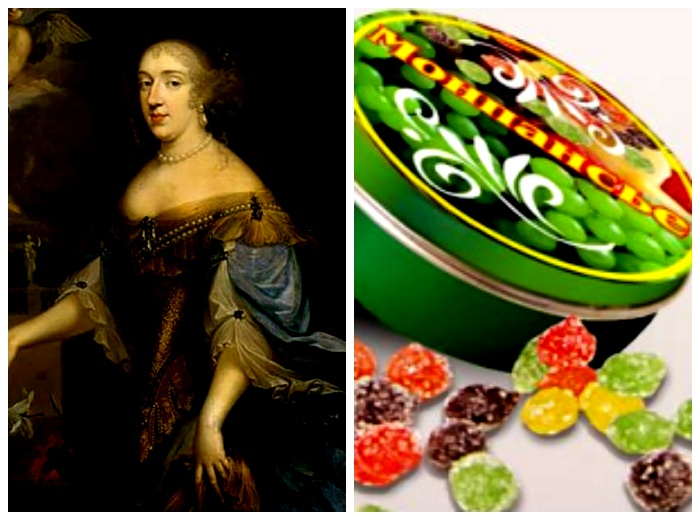 Герцогиня превратилась...в конфетку. /Фото: mirtesen.ru