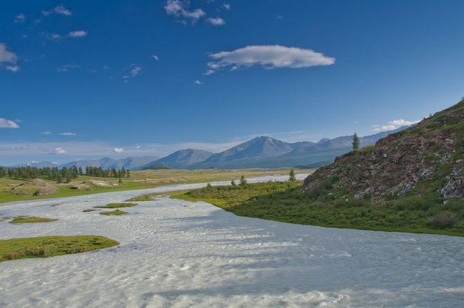 Молочные реки, кисельные берега. /Фото: chrontime.com