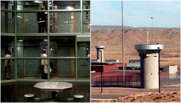 Одна из самых охраняемых тюрем на планете. /Фото: decoratex.biz, journaldemontreal.com