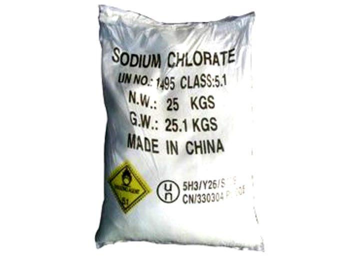 Хлорат натрия больше не используют в сельском хозяйстве. Фото: himoptovik.ru