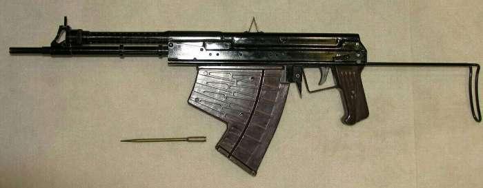 АСМ-ДТ имел оригинальную конструкцию магазина. /Фото: modernfirearms.net
