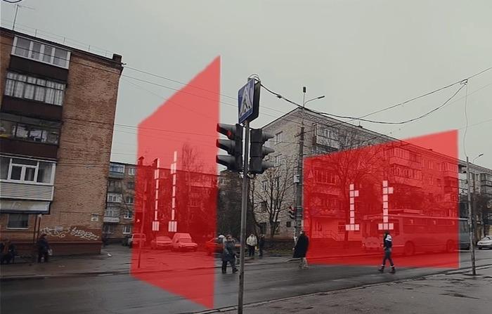 Такие голограммы обеспечат дополнительную безопасность на дорогах. /Фото: autogeek.com.ua