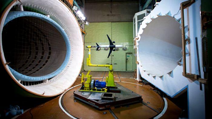 Дозвуковая аэродинамическая труба ЦАГИ. /Фото: vpk.name